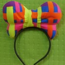 VINCHA MINNIE FLUOR